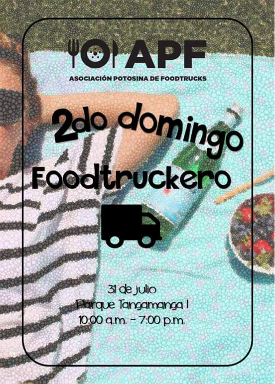2do Domingo Foodtruckero: Food Trucks, música, aire libre, juegos
